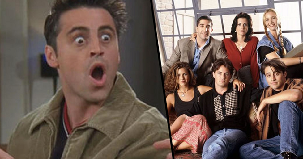 Netflix Confirm 'Friends' Will Not Be Removed