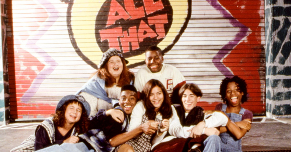 Reboot of Nickelodeon's 'All That' Is in the Works and Someone Very Important Is Producing