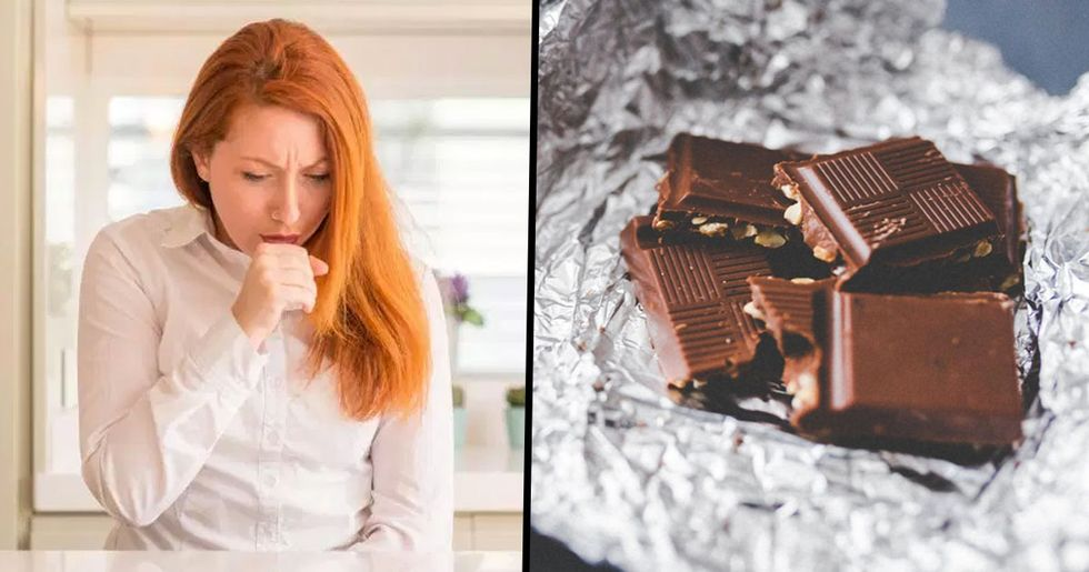 Doctor Says Chocolate Is Better Than Cough Syrup For Curing Your Cough