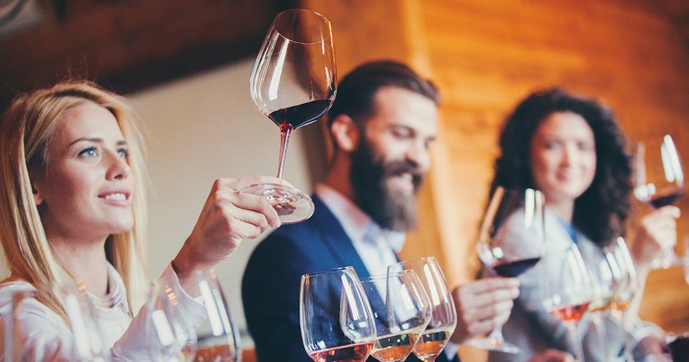 Drink Like a Sommelier: The Millennial's Guide to Wine