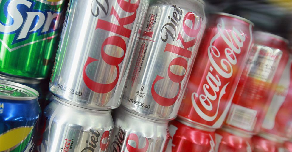 Diet Soda Leads to Heart Attacks in Women, New Research Finds