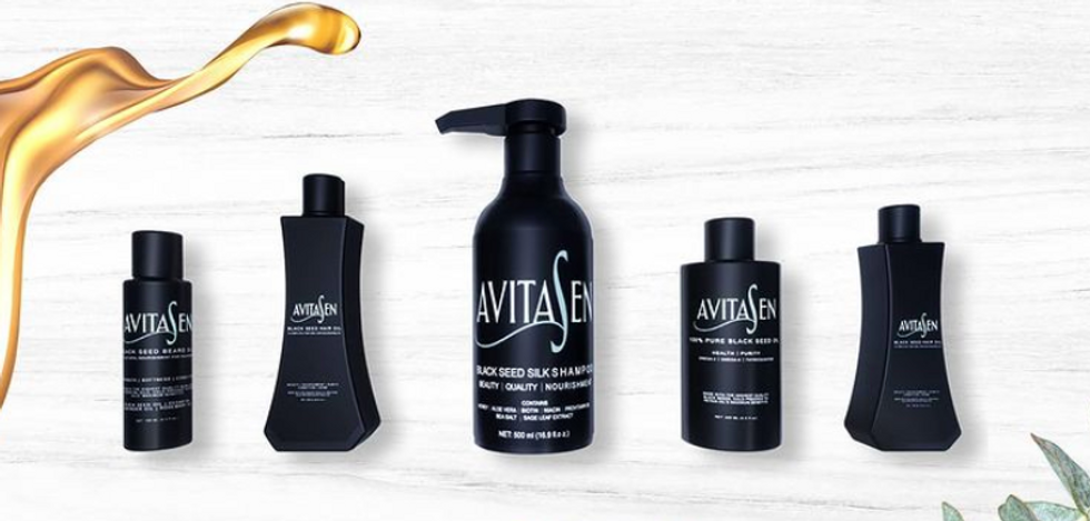 AvitaSen's Ammona Ghanem On Building A Legacy Out Of Palestinian Beauty Secrets