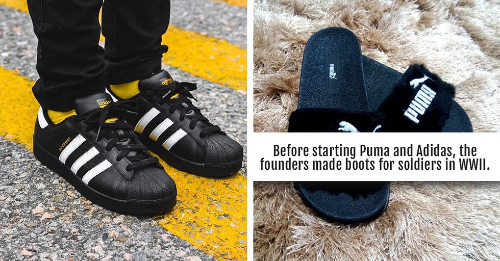These Famous Companies' Bizarre Origin Stories May Surprise You