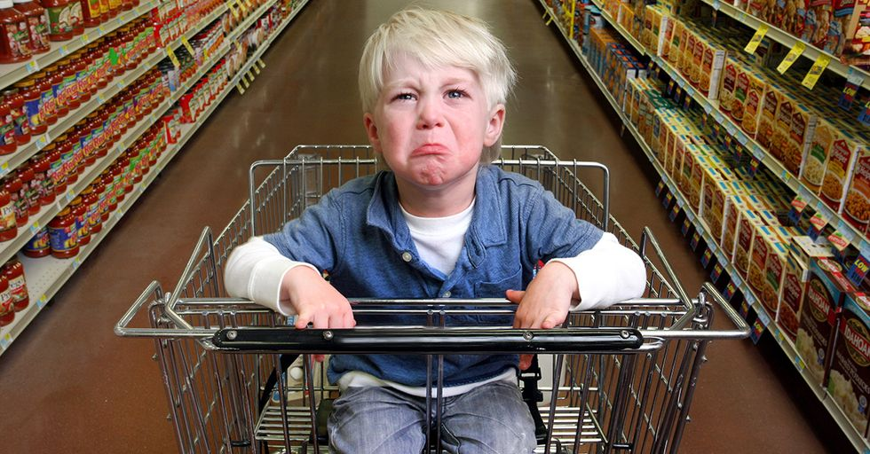 Jokes About Taking Kids to the Grocery Store That Will Make You Cry-Laugh