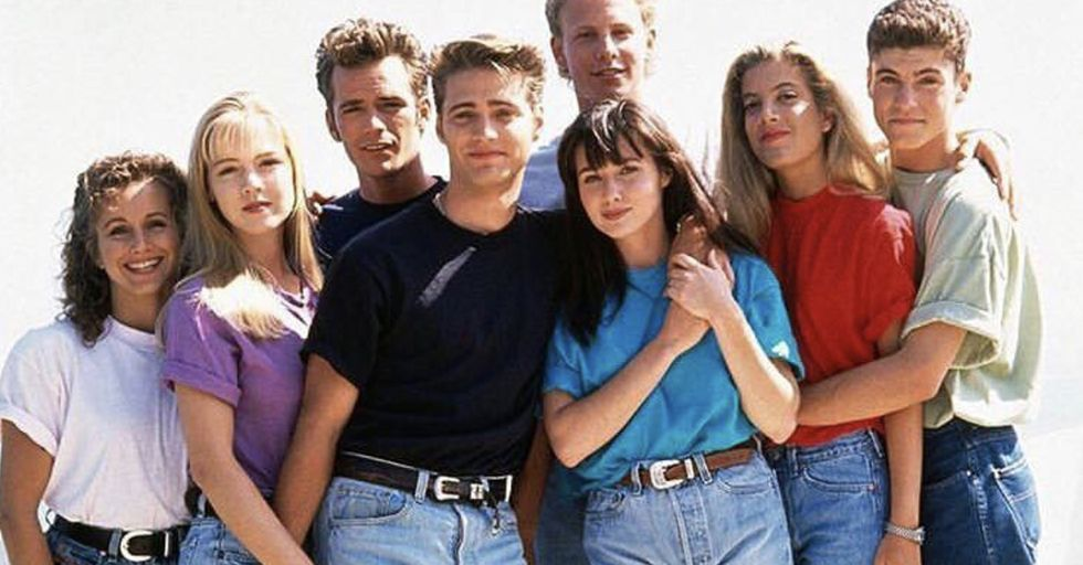 A '90210' Revival With Its Original Stars Is Officially Happening This Summer