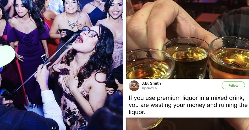 These People's Weird Opinions on Alcohol Will Probably Make You Furious
