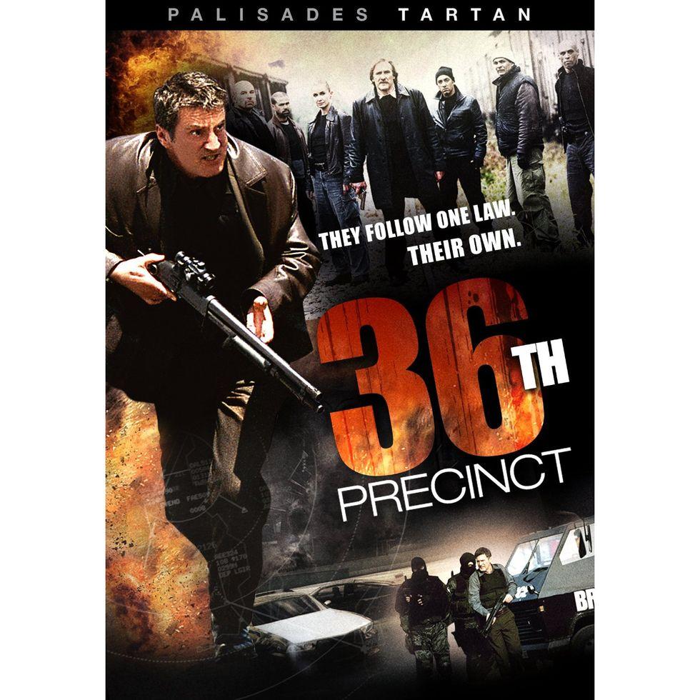 High-Octane French Cop Thriller 36th Precinct On Blu-ray & DVD