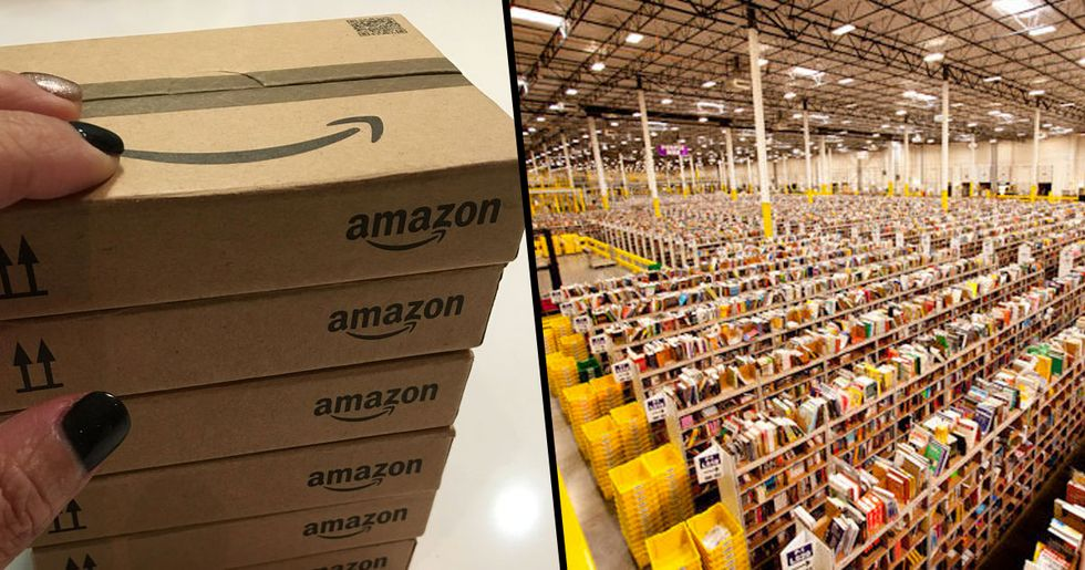 What Life Inside an Amazon Warehouse Is Really Like