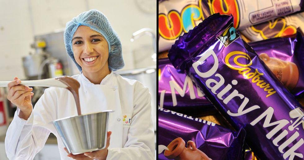 Cadbury Is Hiring a Chocolate Taster for $14 an Hour