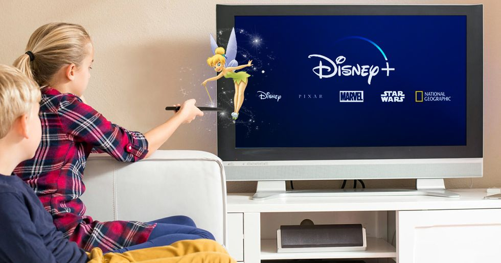 Every Single Disney Movie Is About to Be Available Online Thanks to New Streaming Service, Disney+