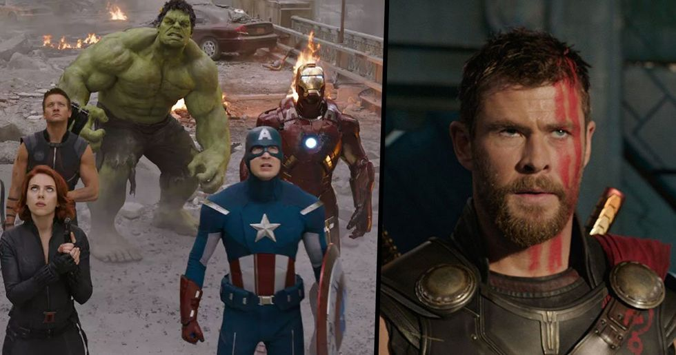 Website Offers $1,000 for Someone to Watch 20 Marvel Movies Back-To-Back