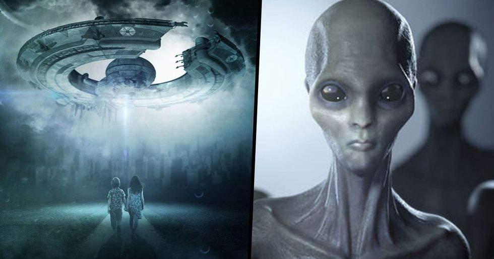 Scientists Claim Aliens Have Found Us and Are Keeping Us in a Zoo