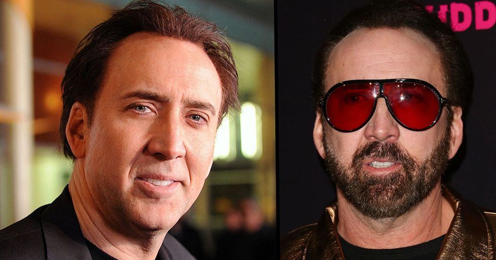 Nicolas Cage's 4th Marriage Ends After Just 4 Days