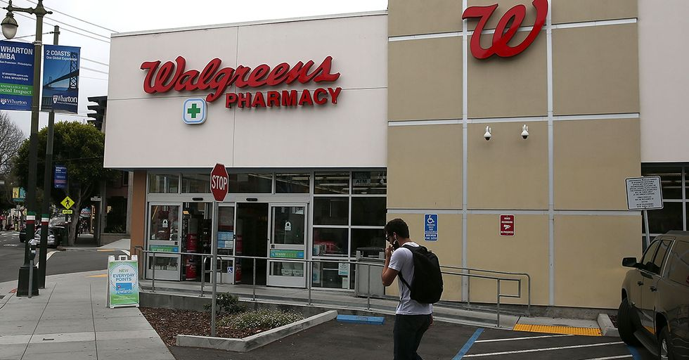 Walgreens Is About to Start Selling CBD Products in 1,500 Stores in 9 Different States