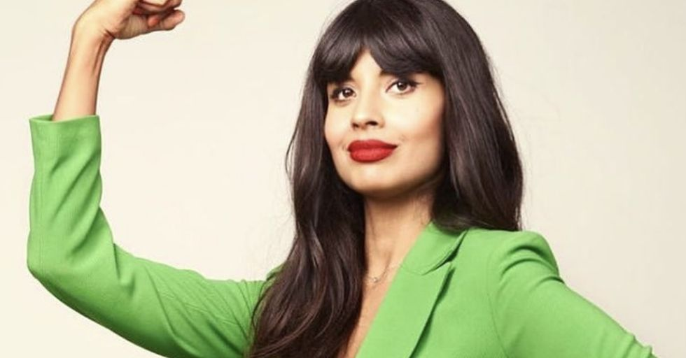 Jameela Jamil's Story About Being Harassed by a Male Fan Is Awful but Familiar to Many
