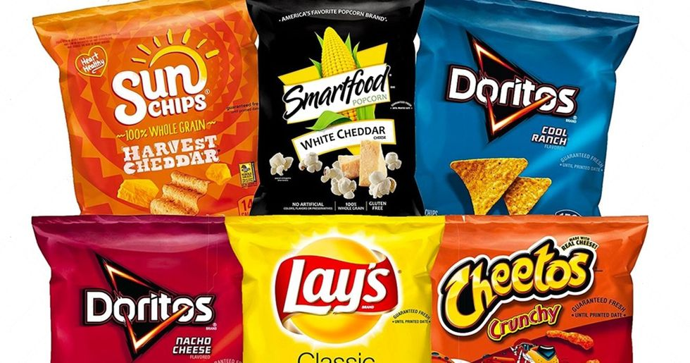 Frito-Lay Fans Try to Determine the 'Correct' Ranking of Their Chips