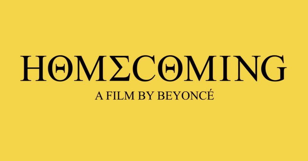 You Can Finally Watch Beyoncé's Coachella Set in New Netflix Movie, 'Homecoming'
