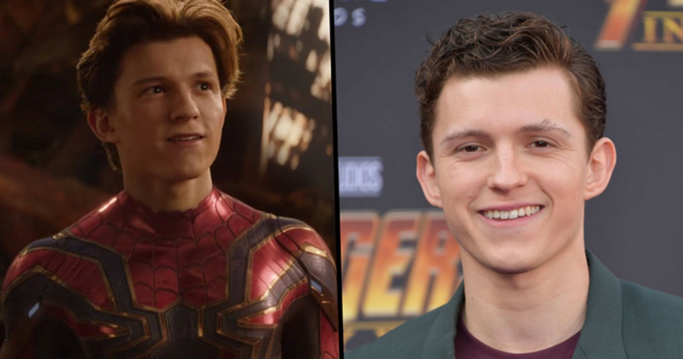 Tom Holland Wasn't Even Given a Script for Avengers: Endgame to Stop Spoilers
