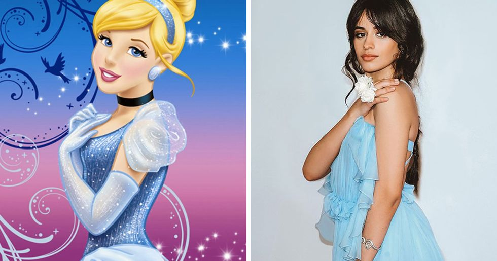 Camila Cabello Cast as Cinderella in New Film From Sony Pictures