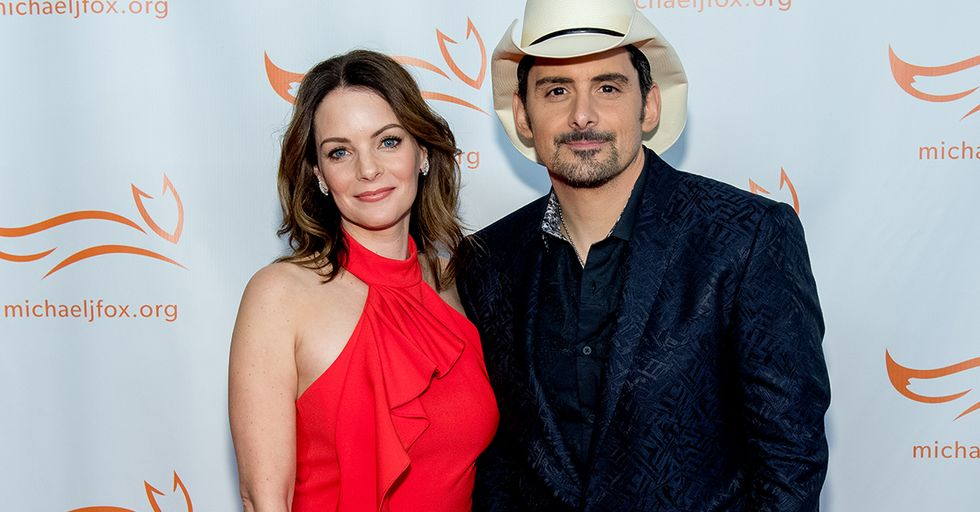 Brad Paisley and Wife Kimberly Williams-Paisley Start Construction on Free Grocery Store