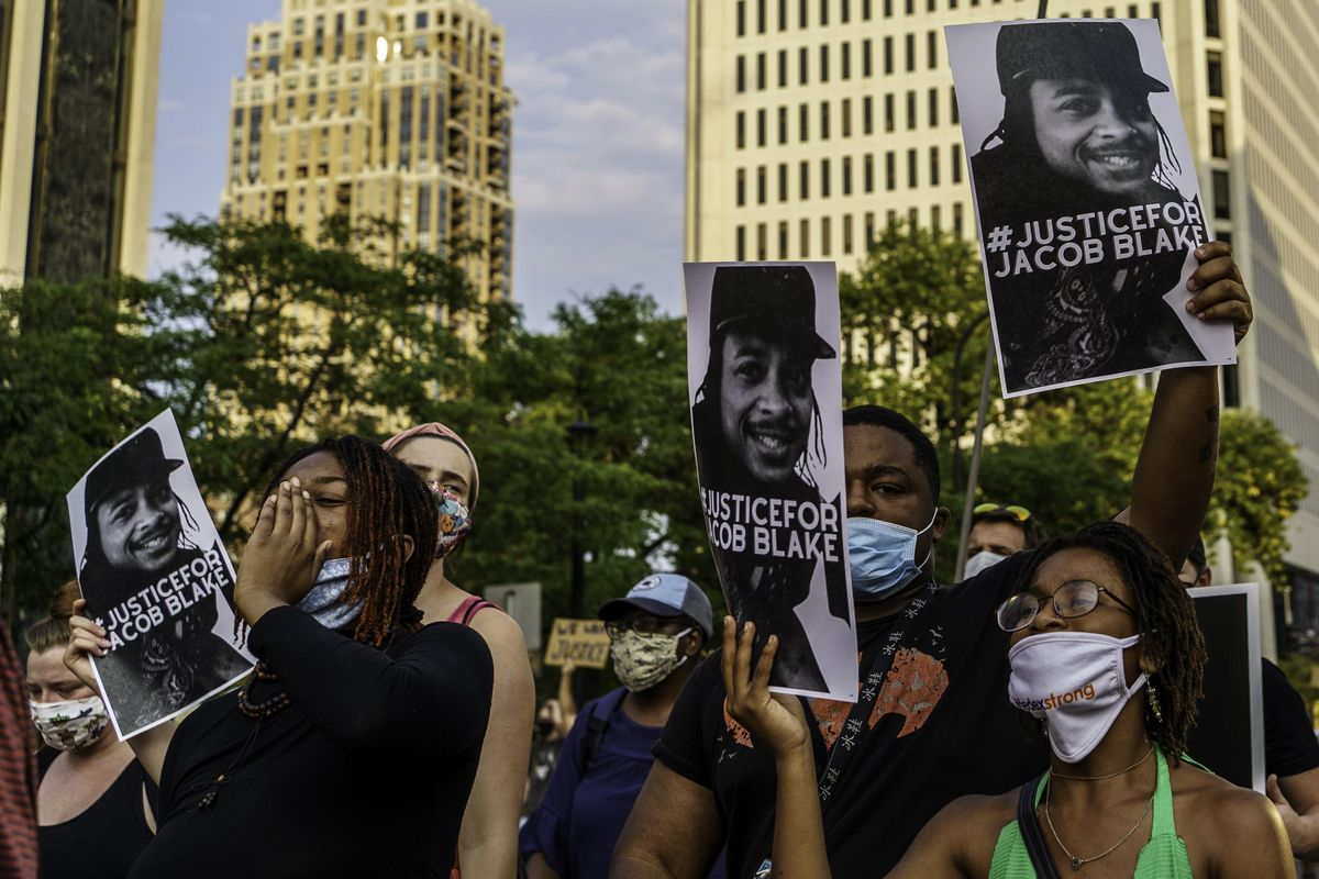 The Officer Who Shot Jacob Blake Won't Face Charges
