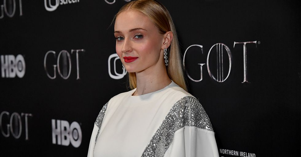 Sophie Turner Reveals She 'Used to Think About Suicide a Lot'