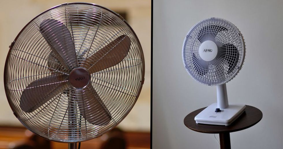 Sleeping With a Fan on During the Night Could Be Very Bad for You