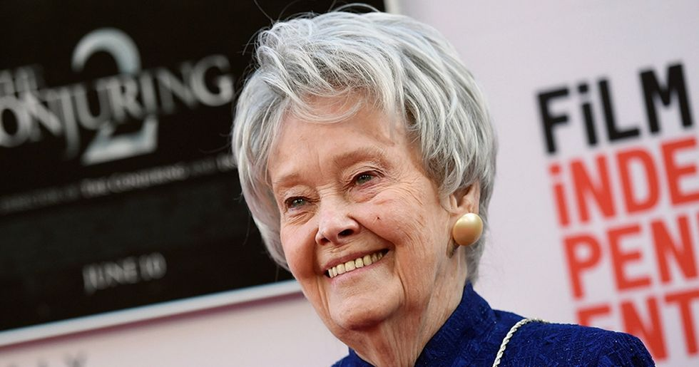 Real Life Paranormal Expert Lorraine Warren From 'The Conjuring' Dies at 92