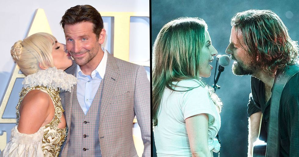 Bradley Cooper Wants To do A 'Star Is Born' Concert With Lady Gaga