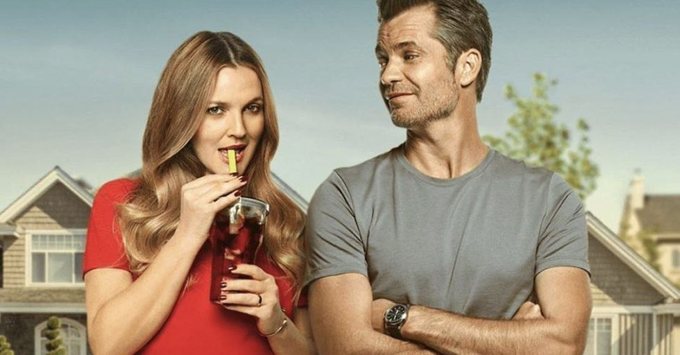 Netflix Just Cancelled 'Santa Clarita Diet' and Fans Are Furious