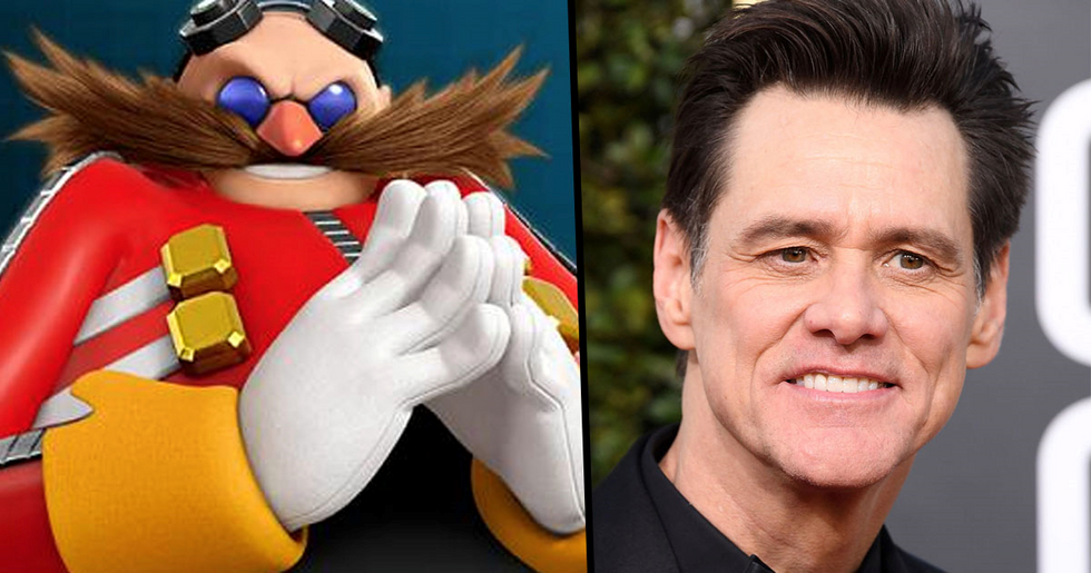 Jim Carrey Looks Surprisingly Good as Robotnik for New Sonic Movie