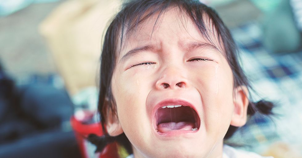Parents Share The Most Bizarre Reasons Why Their Kid Cries