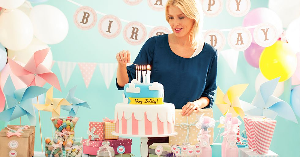 This Mom Requests a Cover Charge for Her Kid's Birthday Every Year