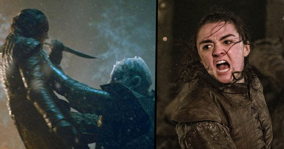 A Lot of Men Were Unhappy That Arya Killed the Night King