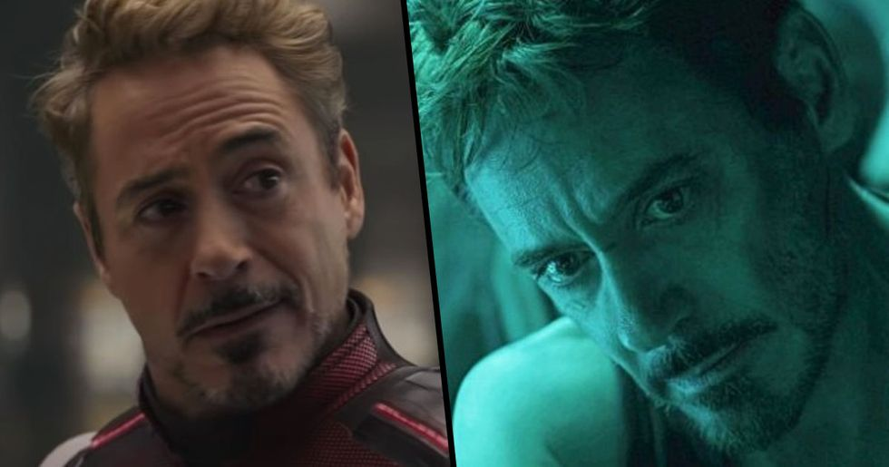 Marvel Fans Are Campaigning for Robert Downey Jr to Get an Oscar for 'Endgame'