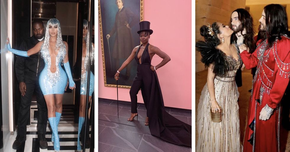 Behind-The-Scenes Instagrams from the Met Gala That Are Way More Juicy Than the Red Carpet Pics