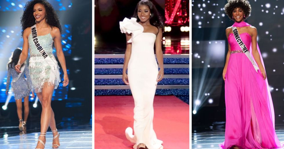 For the First Time, Miss America, Miss USA and Miss Teen USA Are All Black Women