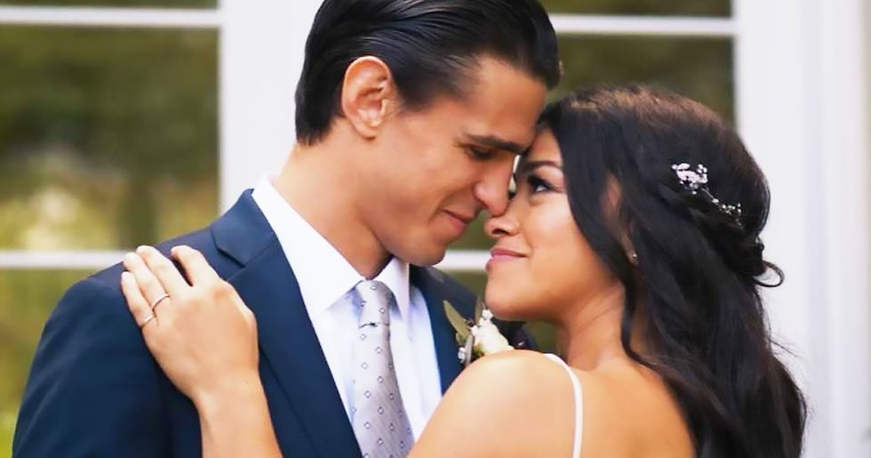 'Jane the Virgin' Star Gina Rodriguez Gets Married in Gorgeous Ceremony
