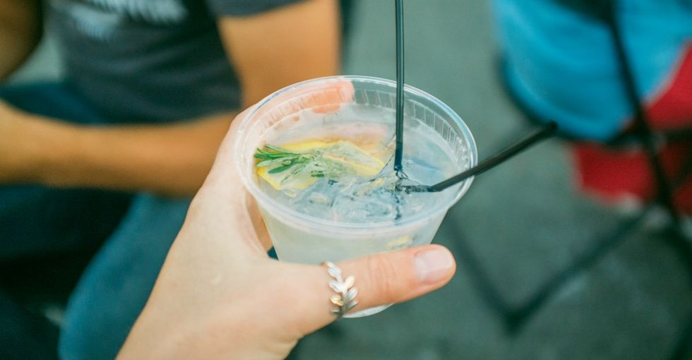 Drinking Gin Can Help You Burn Calories Faster