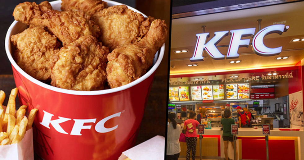 Man Arrested for Eating Free KFC for a Year After Claiming He's From Head Office