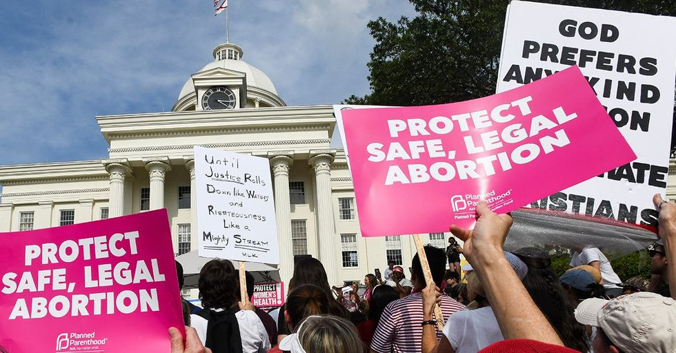 Celebrities Are Sharing Powerful Posts About Why They Oppose the Alabama Abortion Ban