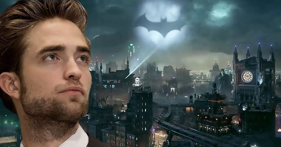 'Twilight' Star Robert Pattinson Cast as the New Batman
