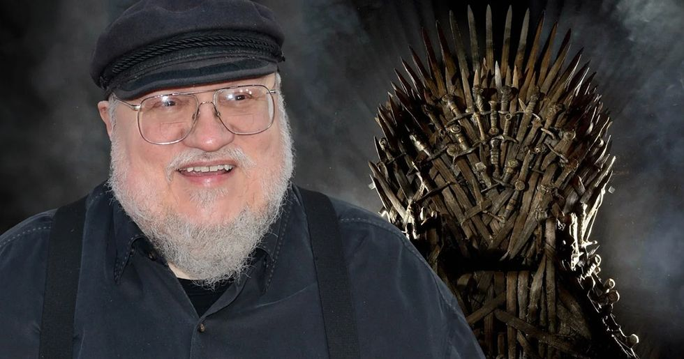 George R.R. Martin Says His Books Will End Differently Than 'Game of Thrones' TV Series