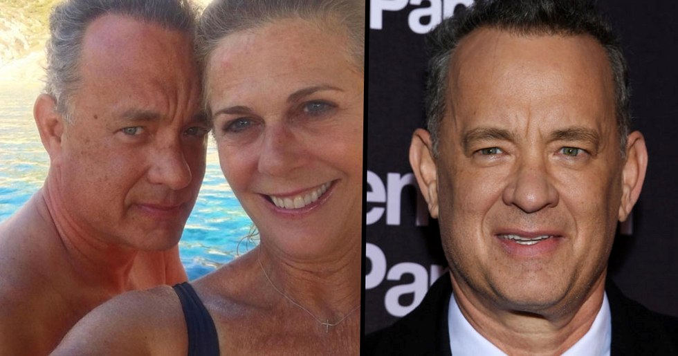 Tom Hanks Reveals 6 Rules of a Happy Marriage After 31 Years of Being Wed