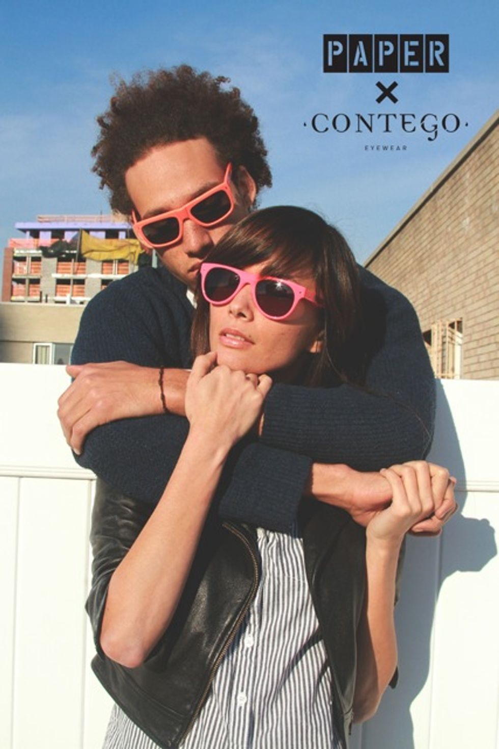 PAPER X Contego Limited Edition Sunglasses: Win a Free Pair!