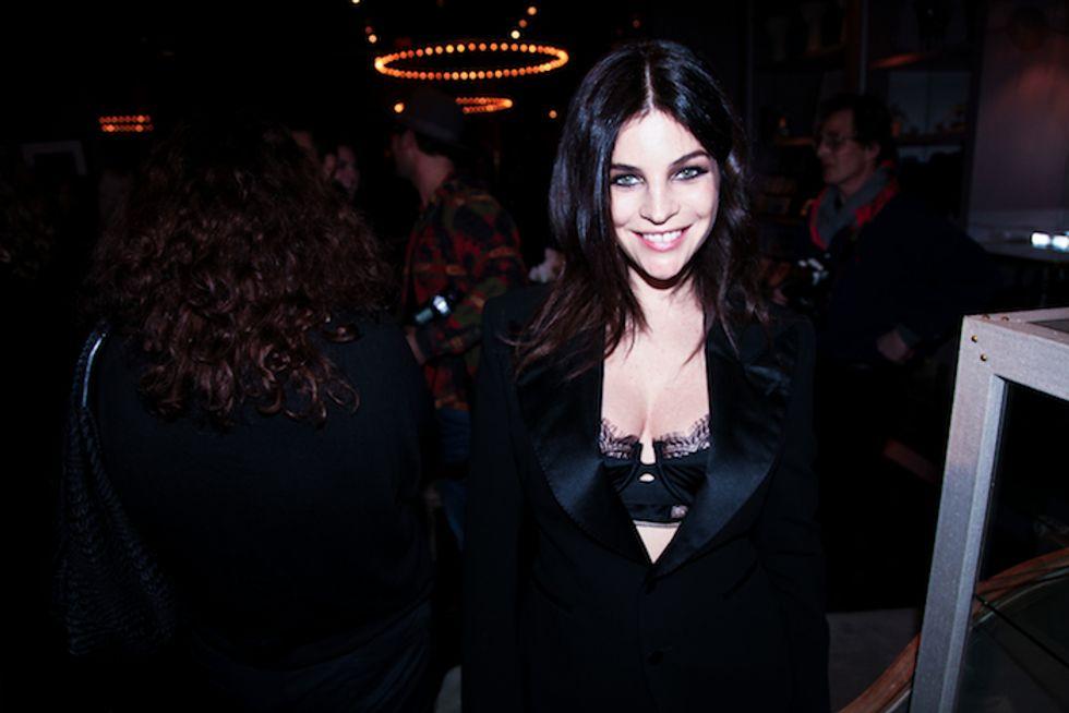 Julia Restoin Roitfeld Launches Her Lingerie Line With Kiki De Montparnasse