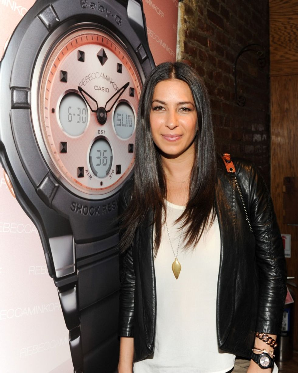 Rebecca Minkoff On Her Baby-G Collab
