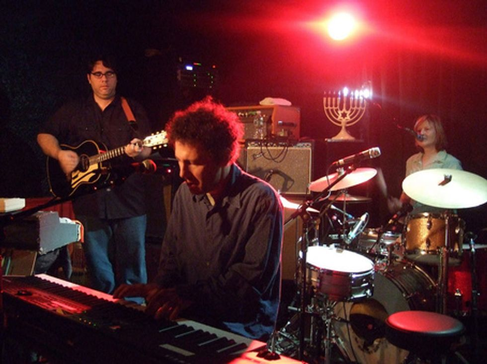 Tips for Today: Yo La Tengo at Maxwell's, Flux Factory Gala & Bing Bang Sample Sale