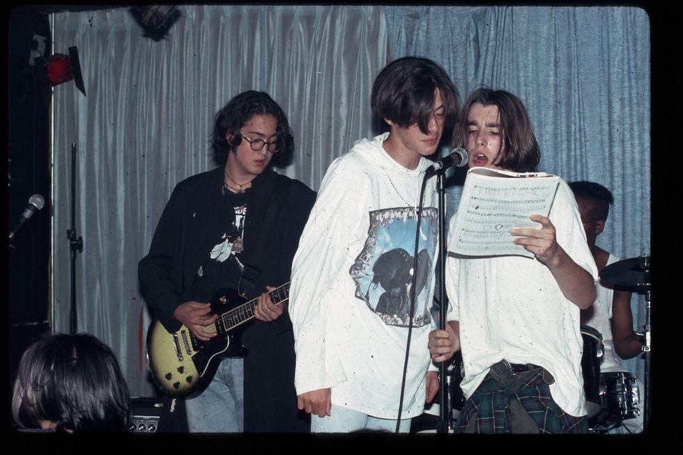 Flashback Friday: Mark Ronson and Sean Lennon's High School Band, Whole Earth Mamas