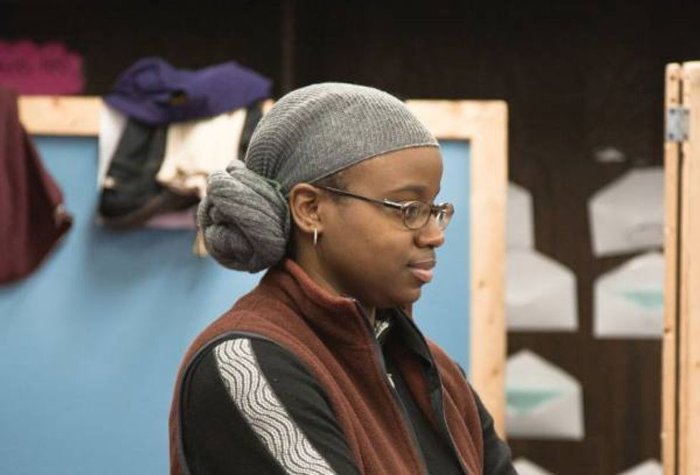 Director Dee Rees On Her First Feature Film, Pariah